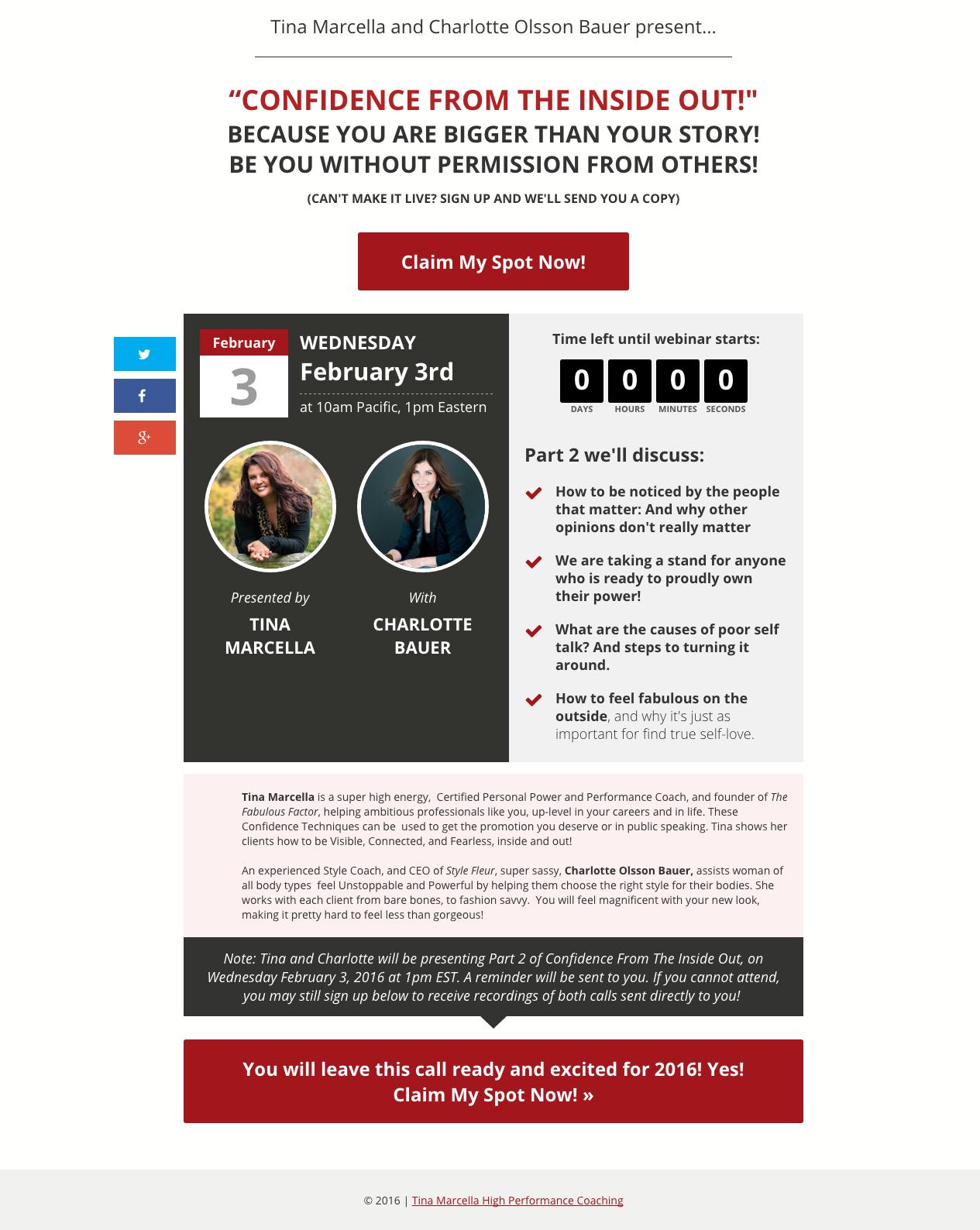 Branding Website Design